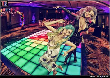 Crazy at the Discotheque by TerragonDE