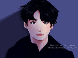 Jeon Jungkook by JustSher