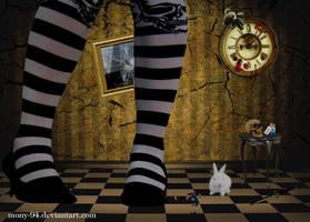 Not Your Average Wonderland by Noctelux