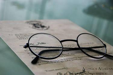 Dear Mr. Potter by Noctelux