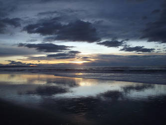 waikuku beach by bergamont27