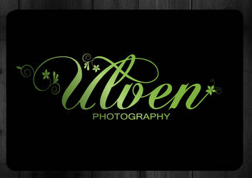 ulven photography logo by silent-daemon