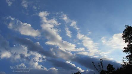 clouds by WolvesAngelSiren