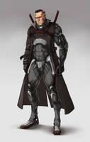 Mercenary boss by Kira-Mayer