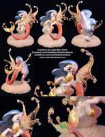 Celestia Mermaid by aachi-chan