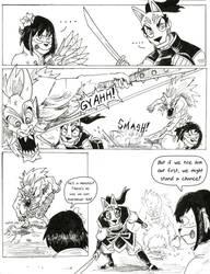 Oni x Fox- Chapter 3- P. 13 by chanchimi