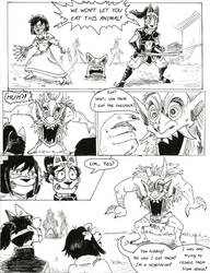 Oni x Fox- Chapter 3- P. 16 by chanchimi