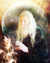 The Magician by crimsonvermillion