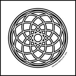 Mandala 66 by crimsonvermillion