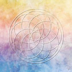 Mandala 66 Color by crimsonvermillion