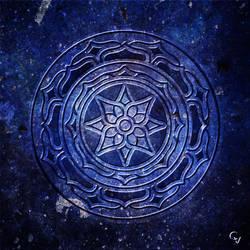 Mandala 69 Color 2 by crimsonvermillion