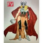 Marvel Comics - Thor by FVentura