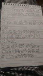 Ragnarok poetry by phoenixfirekid