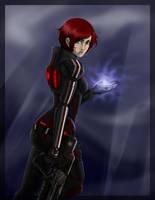 ME - Irene Shepard by LappyMania