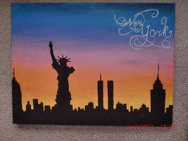 New York by Jojo44Katniss
