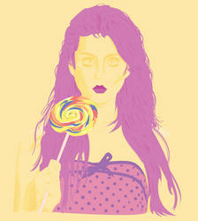 Vexel Art 002: Allison Harvard by ronjoooooooooooobe