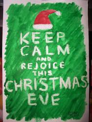 Christmas Eve '11 by ronjoooooooooooobe