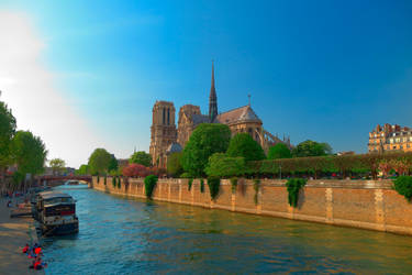 Notre Dame by Wedge009