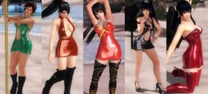 [MOD PACK] Slutty Dress Theme Set 4 by funnybunny666