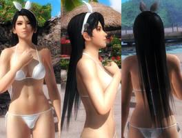 [HAIR] Momiji Lose White Ribbon by funnybunny666