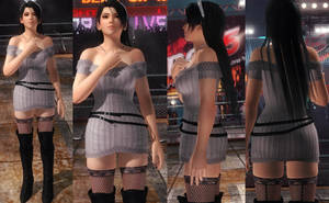 Momiji Sweater Boots by funnybunny666