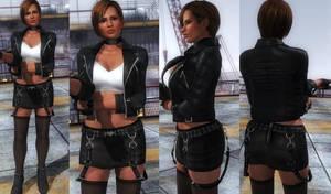 Lisa Jacket Skirt by funnybunny666