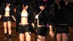 Nyotengu Jacket Skirt by funnybunny666
