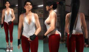 Momiji Exresice Pants by funnybunny666