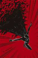 Bats (Blood Red Version) by iskandarsalim