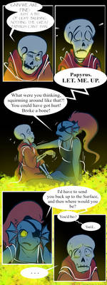 DeeperDown Page 396 by Zeragii