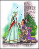 Fateful encounter a great love by majinchris87