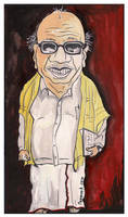Caricature-Karunanidhi by kp1986