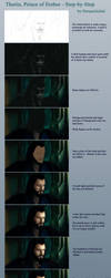 Thorin, Prince of Erebor: Step by Step by DarqueJackal