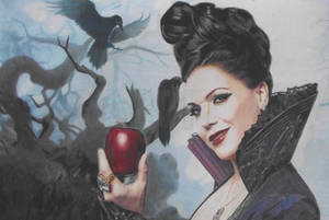 Once Upon A Time: Regina Mills by Starfire-Productions