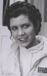 Princess Leia Organa (The Empire Strikes Back) by Starfire-Productions