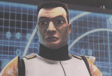 Speed Challenge 28: Commander Cody by Starfire-Productions