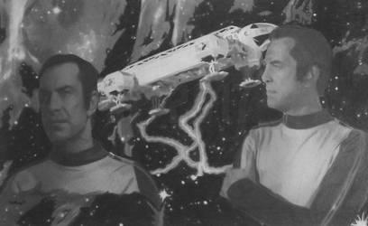 Space 1999: Martin Landau as Commander John Koenig by Starfire-Productions