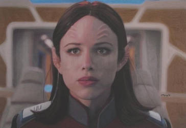 The Orville: Alara Kitan by Starfire-Productions