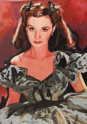 Scarlett O'Hara by Starfire-Productions