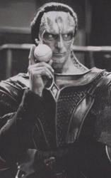 Star Trek Deep Space Nine: Gul Dukat by Starfire-Productions