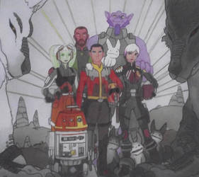 Star Wars Rebels: Farewell by Starfire-Productions