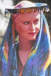 Alien Nation: Priestess Su'Saan by Starfire-Productions