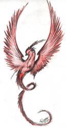 Phoenix by Misuto