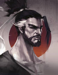 Hanzo by jeffchendesigns