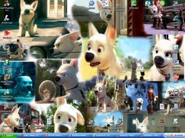 Bolt Desktop by OriginalFluffyFace