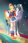 Rainbow Brite by Sugar-Nami