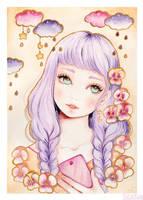 Dreamy Girl #3 by Sugar-Nami