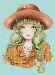 COUNTRY GIRL by Sugar-Nami