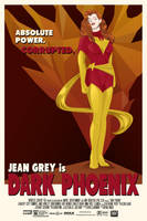 Dark Phoenix: The Movie! by JSRPhoenix