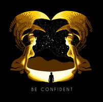 Confidence is Key by JSRPhoenix